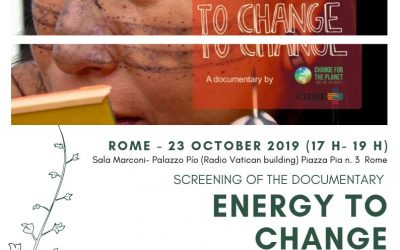 "Screening of the Documentary ""Energy to Change"""