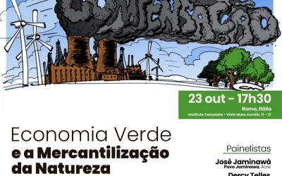 Green Economy and the Mercantilization of Nature